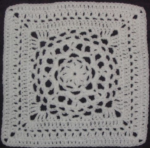 Crochet Afghan Squares -- Free Crocheted Afghan Square Patterns