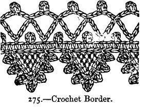 50 More Crochet Borders [LA4531] - $8.95 : Maggie Weldon, Free