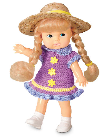 Ten Adorable Crochet Doll Patterns for Yarn Crafters - Yahoo