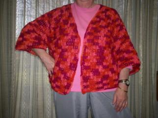 ASYMMETRIC PONCHO CROCHET PATTERN « FREE Knitting PATTERNS