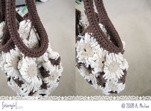 Crochet Pattern Central Bags : CROCHET PURSE HANDLE PATTERNS Crochet Projects