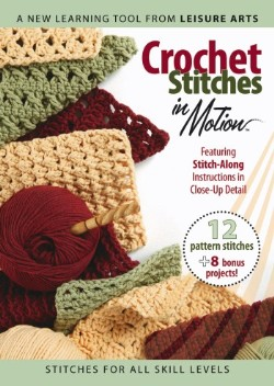 Art of Crochet: Video Stitch Guides