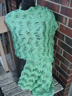 Broomstick Crochet Pattern – Catalog of Patterns
