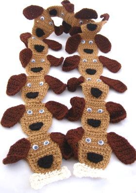 Scarves « Free Crochet Patterns - Crochetville