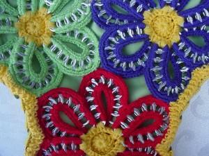 Pull Tab Napkin Rings -- Free Crochet Pattern