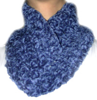 Crochet Pattern: Chunky Cluster Cowl