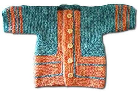Free Crochet Pattern For Baby Surprise Jacket : ST LOUIS CROCHET CLUB, OCTOBER, 2010 ? Crochet