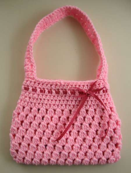 FREE KNIT CROCHET PURSE PATTERNS ? Easy Crochet Patterns