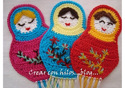 Free Bookmarks Crochet Patterns - Crochet Favorites for Everything