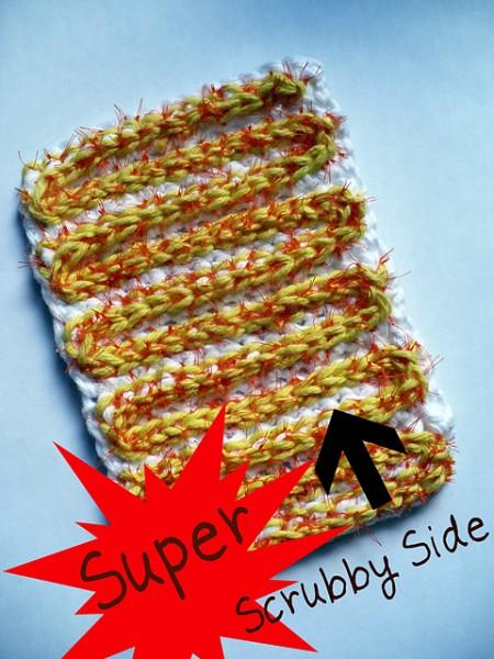 Crochet Crafts for Pot Scrubbers | eHow.com