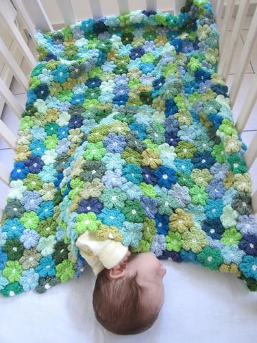Grandmother S Flower Garden Pattern Crochet Easy Crochet