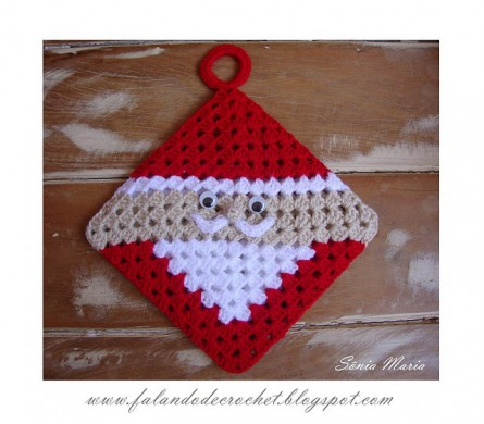 EASY CHRISTMAS CROCHET PATTERNS ONLINE - Crochet and ...