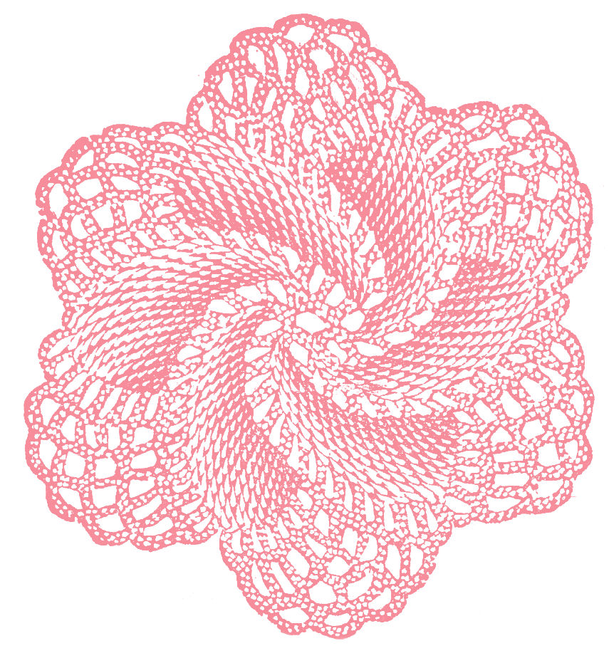 Free Printable Crochet Lace Patterns : Crochet on Pinterest Doily Patterns, Crochet Doily ...